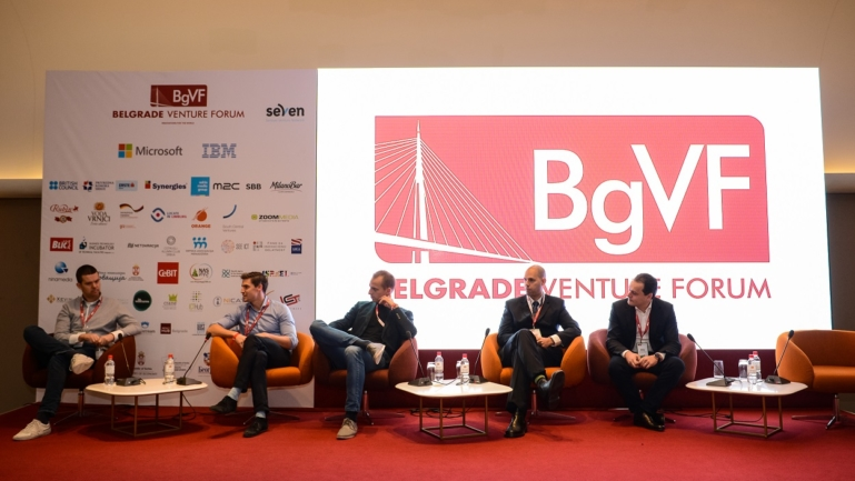 KRYPTON FLIES TO SUPPORT INNOVATIONS FOR THE WORLD – BELGRADE VENTURE FORUM