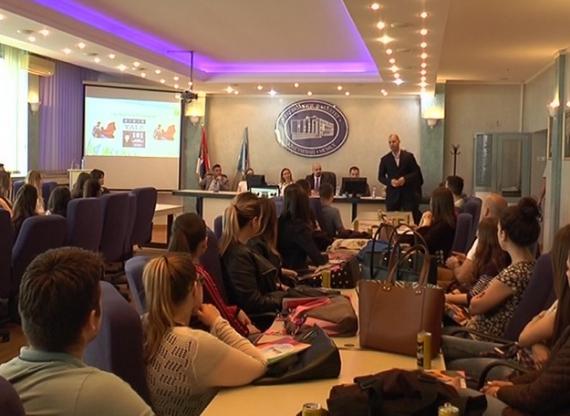 Krypton VC Lectures at University of Kragujevac