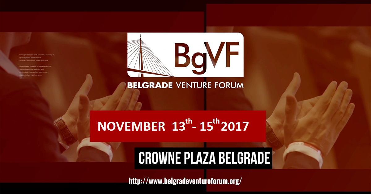Krypton VC looks forward to providing insights at the Belgrade Venture Forum!
