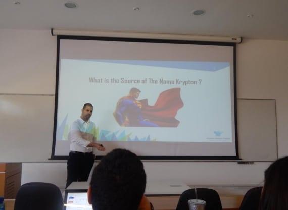 Krypton VC @ IDC Legal Clinic for Start-Ups